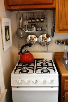 How to Bring Personality to Your Rental Kitchen  Rental kitchen