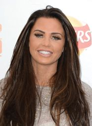 Katie Price marks her one month wedding anniversary with news that she's pregnant!