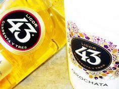 Libellchen: Licor 43 & Licor 43 Orochata