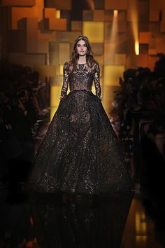 ELIE SAAB Haute Couture Autumn Winter 2015-16