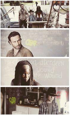The Walking Dead - Season 3/Episode 12 - Clear