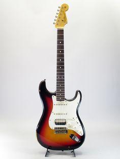 FENDER CUSTOM SHOP[フェンダーカスタムショップ] Team Built 1965 Stratocaster HSS Relic A3T|詳細写真