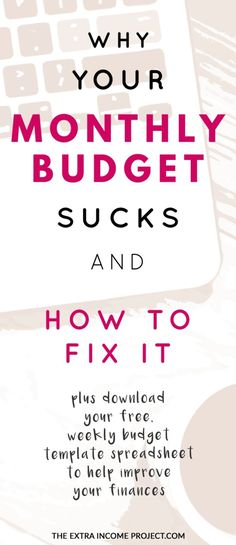 My Favorite Free Budgeting Spreadsheet Pinterest Budgeting - How To Make A Household Budget Spreadsheet
