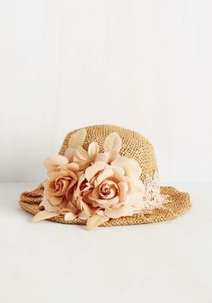 Veranda Tea Fair Hat. This vintage-inspired hat tops your look with style so ad2eb772d258