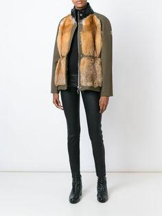 #moncler #jacket #fur #fox #gammerouge #women #fashion www.jofre.eu