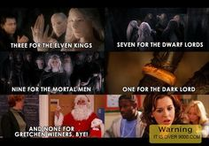 ROFL, this is funny Lord of the Rings