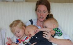 Why Moms of Four or More Kids Are Less Stressed Than Moms of Three or Fewer Kids