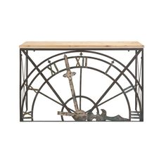 Timekeeper Console Table ==