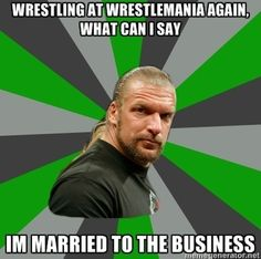 You can say that again! #WWE