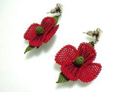 http://wanelo.com/p/3146233/handmade-silk-needle-lace-earrings-red-earrings-turkish-oya
