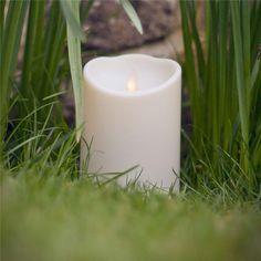 Luminara LED-lys Outdoor Ivory 9x14cm (200-LC091305UTE)