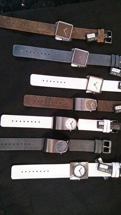 Zojuist binnen nieuw Rolf Cremer horloges.