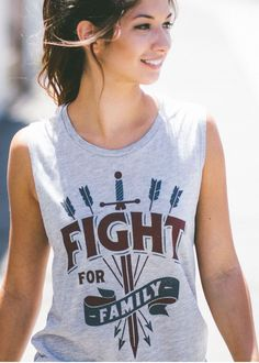 Fight for family t-shirt