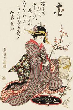 blackcoffeecinnamon:  Utagawa Toyokuni I...