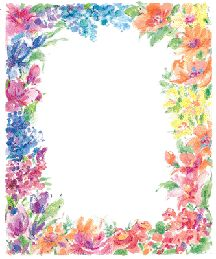 Mexican Fiesta Border Papers   Mexican fiesta, Fiestas and Mail art