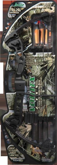 Barnett Vortex Lite Compound Bow 18lb - 29lb draw bow new in box BAR-1109  BACK IN STOCK