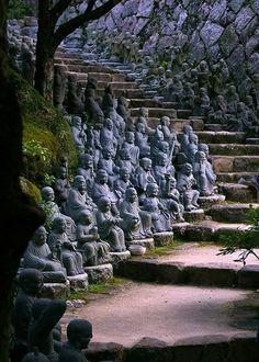 Heykeller Japonya