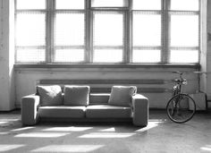 Sofa Bibik Classic. Projekt: Renata Kalarus. Zdjęcie: Michał Korta.