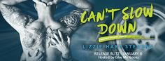 """I Heart YA Books: New Release Blitz & Giveaway for """"Can't Slow Down ..."""