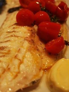 ⇒ Le nostre Bimby Ricette...: Bimby, Spigola all'Acqua Pazza