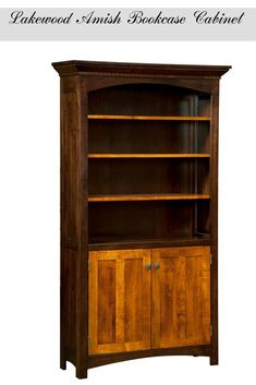 86 Amish Bookcases Ideas In 2021 Bookcase Wood