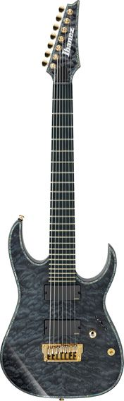 Ibanez Guitar - RGIX27FEQM-TG Iron Label 7-String