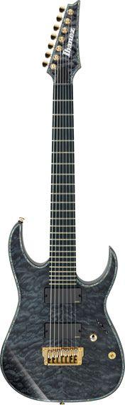 Ibanez Guitar - RGIX27FEQM-TG Iron Label 7-String