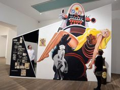 richard hamilton pop art - Google Search Tate Modern London, London Art, Tony Blair, Marcel Duchamp, Richard Hamilton Pop Art, Museum Ludwig, Victor Pasmore, Spirited Art, Photocollage