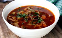 skinnymixer's Bacon & Vegetable Soup -grain free version for LCHF ; Thermomix Recipes Healthy, Thermomix Soup, Cooking Recipes, Delicious Recipes, Vegetable Soup Healthy, Healthy Soup, Tomato Vegetable, Tomato Soup Recipes, Gnocchi Recipes