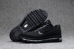 Nike Air Max 2017.8 Black Men