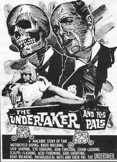 Horror Movie Newspaper Ads http://www.vintag.es/2012/10/old-horror-movie-newspaper-ads.html