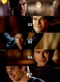 TVD Damon Salvatore