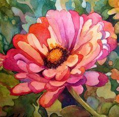 Watercolor Florals - Wendy Westlake