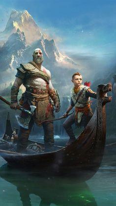 Dios De la Guerra 4, acción, aventura, juegos de 2018