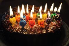 Buon Compleanno con le candele accese Happy Birthday Italian, 2nd Anniversary, Storytelling, Birthday Candles, Gif, Happiness, Website, Bonheur, Being Happy
