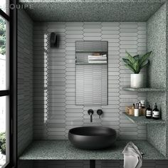 Ceramic Wall Tiles, Porcelain Tile, Arrow, Triangles, Tiles Direct, Metro Tiles, Grey Tiles, Wall Finishes, Wall Patterns