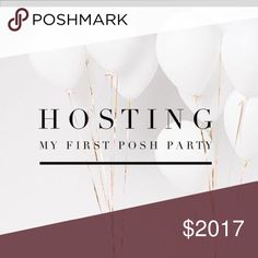 Posh Party 6/7 Best in Tops Fellow poshers, I'm co hosting my first posh party on 6/7 at 12:00, Best in Tops! Share your Tops with me to be considered for a host pick 😊👍❤️ Tops