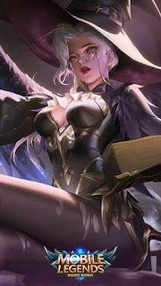 Dark as Night: MLBB   Alice Hero Wallpapers Hd, Teacher Wallpaper, Legend Drawing, Owl Mobile, Dragon Armor, Alice Cosplay, Legend Games, Mobile Legend Wallpaper, Hd Wallpaper