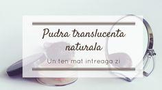 O #pudra naturala inedita #ingrijireten Butter Dish, Makeup, Make Up, Face Makeup, Diy Makeup, Maquiagem