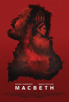 Michael Fassbender and Marion Cotillard take centre stage in these beautiful new official posters for Justin Kurzel's ‪#‎Macbeth‬, in cinemas October 2nd.