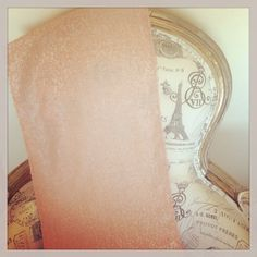 Raindrop sequins on Taffeta Romantic Light Pink Blush by Jessmy, $30.00