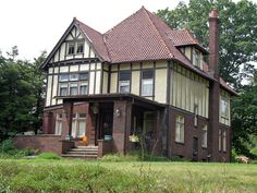 Brooke and Anna E. Martin House (Canton, OH) - National Register of Historic Places listings in Stark County, Ohio - Wikipedia, the free encyclopedia Canton Ohio, Old Houses, Stark County, Anna, Cabin, Victorian Houses, House Styles, Buildings, Photos