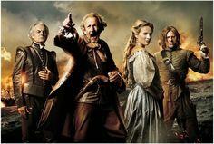 Hollywood Spy: trailers for 'Admiral Michiel de Ruyter' lavish 17th century Dutch epic with Charles Dance, Sanne Langelaar, Rutger Hauer, Frank Lammers, Barry Atsma, Lieke van Lexmond ectra.
