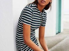 Rank & Style - Best The Ten Best Striped Tops & Dresses #rankandstyle