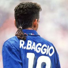 Roberto Baggio World Cup 1994