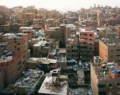Azoteas de El Cairo. Egipto. / Roofs of Cairo. Egypt.