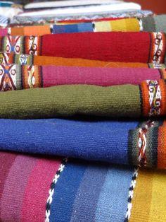 #Peru #Textil #Genuine #colorful