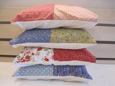 diy sewing pillow cases- love print matches :-) from I Like Paper Cutting & Huckleberry Love: No-Sew Pillowcase Tote Bag | DIY projects to try ... pillowsntoast.com