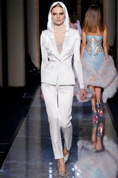 Versace Couture Spring 2014