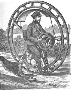 Monowheel - Wikipedia Fantasy World, Fantasy Art, Monocycle, Steampunk Airship, Wolf Photos, The Next Big Thing, Electric Car, Beauty Industry, Tecnologia